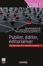 Publication, édition,…