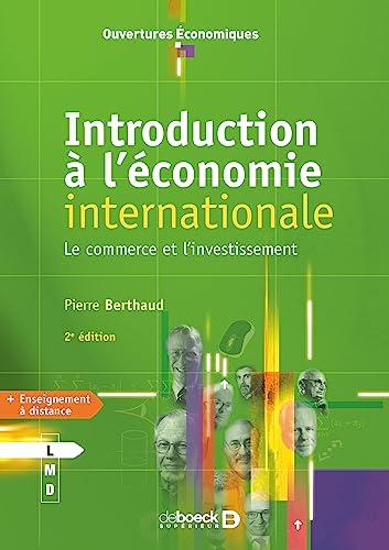 Introduction à l'économie internationale