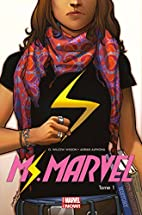 MS MARVEL T01 by Collectif.,