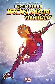 Invincible Iron Man IronHeart T01 de Stefano…