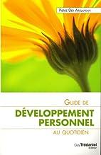 Le guide de développement personnel…