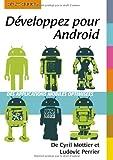 couverture du livre Développez pour Android