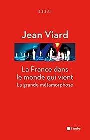 La France dans le monde qui vient av Jean…