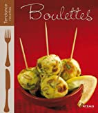 Boulettes by Guillaume Mourton