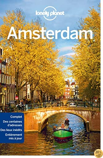 By Lonely Planet Amsterdam Cityguide 4ed Lire Pdf
