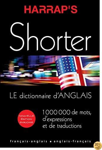 By Collectif Harraps Shorter Dictionnaire Anglais Pdf Lire