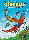 Les oiseaux en bande dessinée.