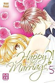 happy marriage t.5 por Maki Enjouji