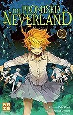 The Promised Neverland T05 - Kaiu Shirai
