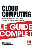 couverture du livre Cloud Computing