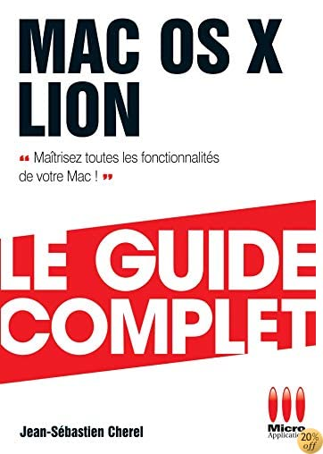Guide Complet Mac Os X Lion by Jean-Sbastien Cherel ...