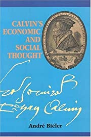 Calvin's Economic and Social Thought af…