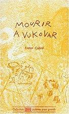 Mourir © Vukovar : petit carnet de Bosnie…
