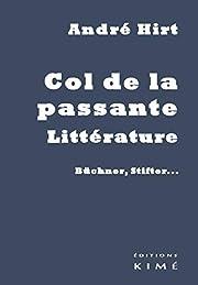 Col de la passante: littérature:…