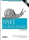 couverture du livre SSH, le shell sécurisé