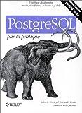couverture du livre PostgreSQL par la pratique