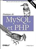couverture du livre Pratique de MySQL et PHP