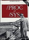 couverture du livre /proc et /sys