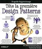 couverture du livre Design Patterns Tête la première