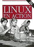 couverture du livre Linux en action