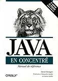 couverture du livre Java en concentré