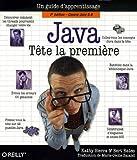 couverture du livre Java Tête la première