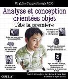 couverture du livre Analyse et conception orientées objet