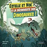 Estelle et Noé à la découverte des dinosaures!