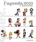 Agenda Osez 2010 by Marc Dannam
