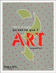 What is art today ? Qu'est-ce que l'art…