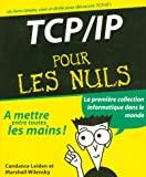 couverture du livre TCP/IP pour les nuls