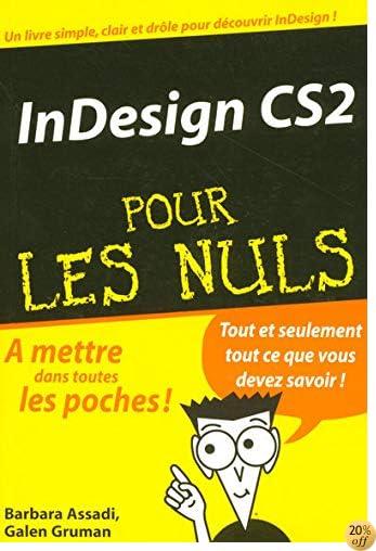 Indesign Cs2 Poc Pr Nuls by BARBARA ASSADI,GALEN GRUMAN ...