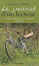 Le journal d'un lecteur by Jean-Pierre…
