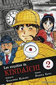 Les Enquêtes de Kindaichi, tome 02