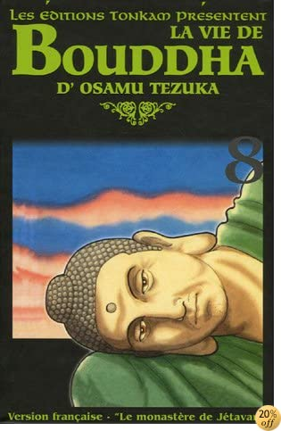 By Osamu Tezuka La Vie De Bouddha Tome 8 Le Monastere De Jetavana Pdf Epub Lire Or Telecharger