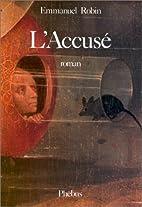 L'accusé by Emmanuel Robin