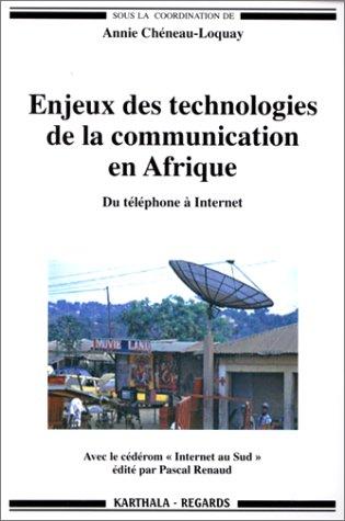 Enjeux des technologies de la communication en Afrique