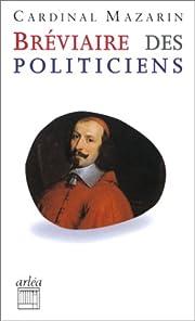 Bréviaire des politiciens av Cardinal Jules…