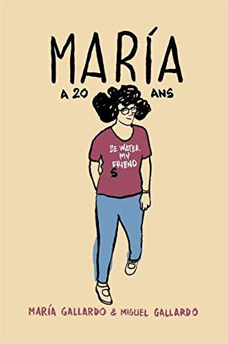 María a 20 ans