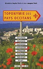 Toponymie des pays occitans de…