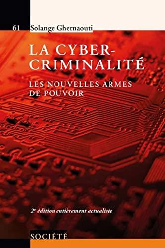 La cybercriminalité