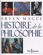 Histoire de la philosophie av Bryan Magee