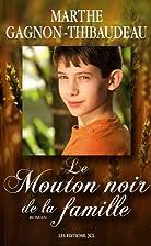 Le Mouton Noir de la Famille (French…
