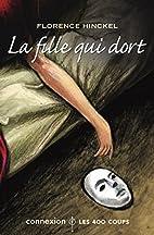 La fille qui dort : roman by Florence…