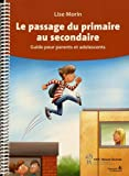 Le passage du primaire au secondaire