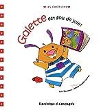 Galette est fou de joie!