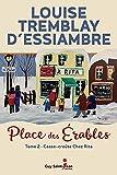Place des Érables. 2 / Casse-croûte Chez Rita