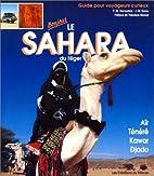 Bonjour le sahara du niger***
