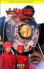 Inde en train by Royston Ellis