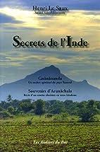 Secrets de l'Inde by Henri Le Saux